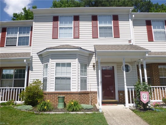 Townhouse, Contemp - York County, VA (photo 1)