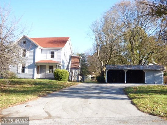 Colonial, Detached - MAUGANSVILLE, MD (photo 1)