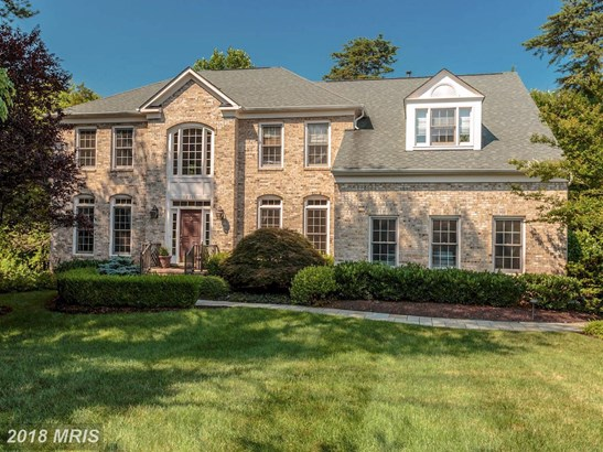Colonial, Detached - HERNDON, VA (photo 1)
