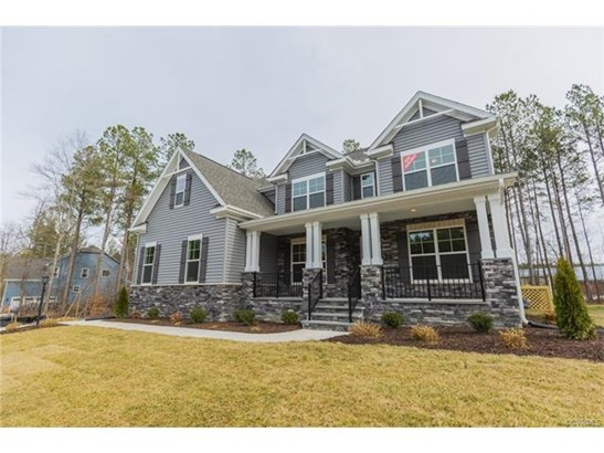 2-Story, Craftsman, Transitional, Single Family - Chesterfield, VA (photo 3)