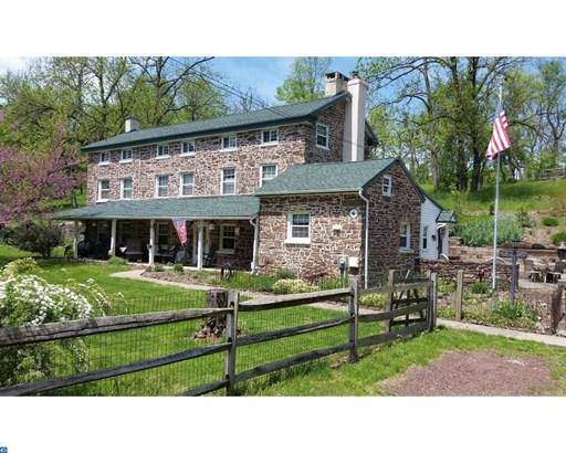 Colonial,Farm House, Detached - COLLEGEVILLE, PA (photo 1)