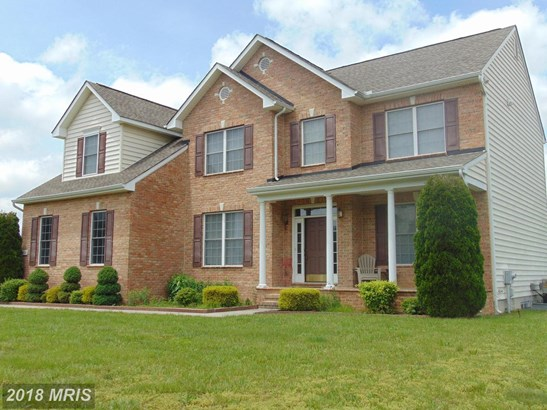 Colonial, Detached - SUDLERSVILLE, MD