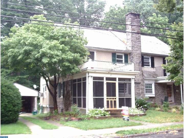 Semi-Detached, Colonial - LANSDOWNE, PA (photo 1)