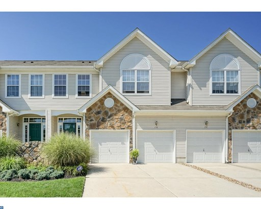 Row/Townhouse, Colonial,Traditional - WESTAMPTON TWP, NJ (photo 1)