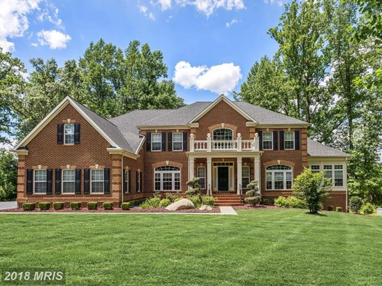 Colonial, Detached - WOODSTOCK, MD (photo 1)