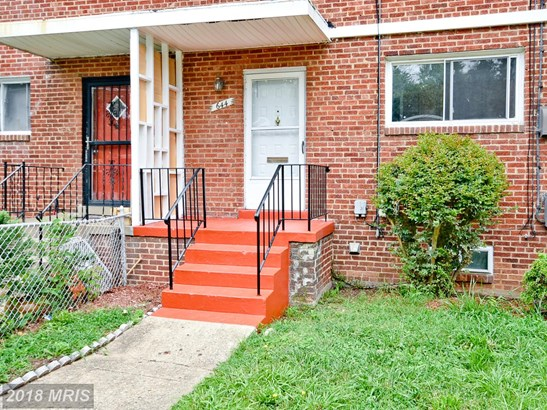 Townhouse, Colonial - OXON HILL, MD (photo 2)