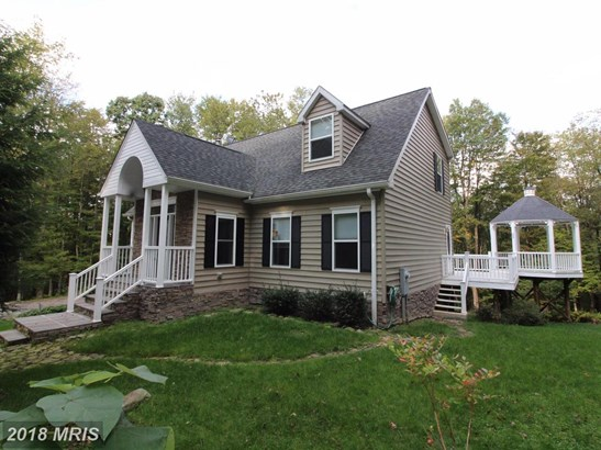 Contemporary, Detached - BRUCETON MILLS, WV (photo 1)