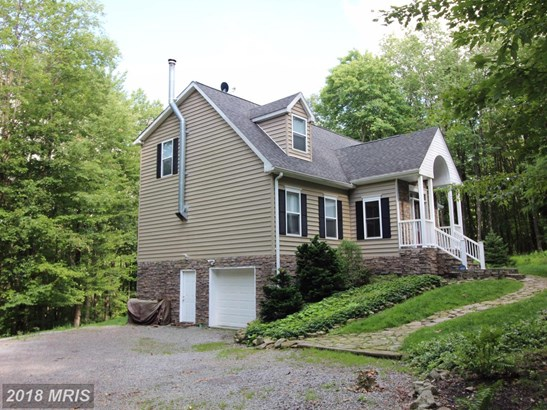 Contemporary, Detached - BRUCETON MILLS, WV (photo 2)