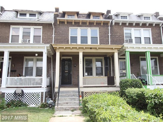 Traditional, Attach/Row Hse - WASHINGTON, DC (photo 1)