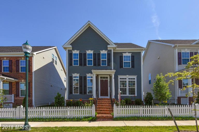 Colonial, Detached - CLARKSBURG, MD