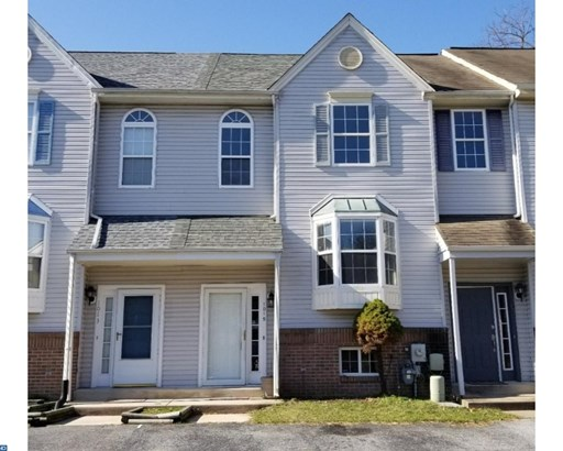 Row/Townhouse, Colonial,Traditional - BEAR, DE (photo 1)