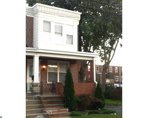 Semi-Detached, Colonial - UPPER DARBY, PA (photo 2)