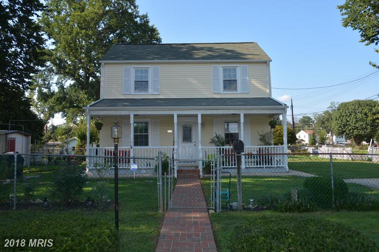 Colonial, Detached - HYATTSVILLE, MD (photo 2)