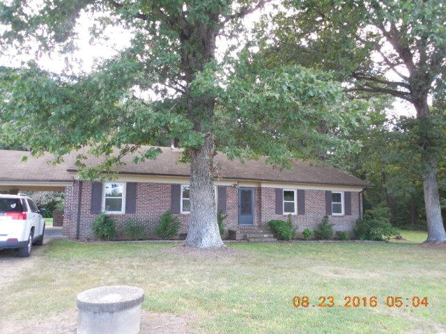 Residential/Vacation, 1 Story - Lawrenceville, VA (photo 1)