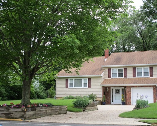 Contemporary, Detached - MOUNT HOLLY, NJ (photo 1)