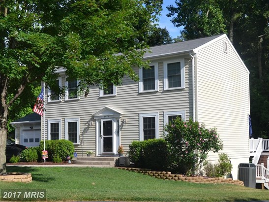 Colonial, Detached - WOODBRIDGE, VA (photo 1)