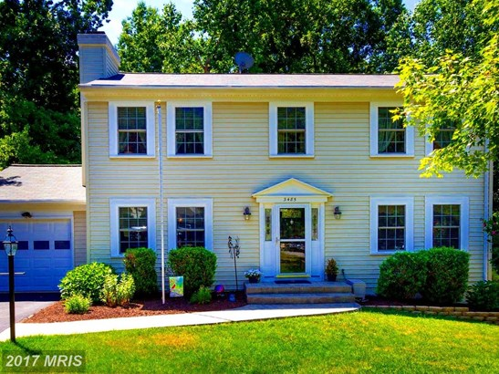 Colonial, Detached - WOODBRIDGE, VA (photo 4)