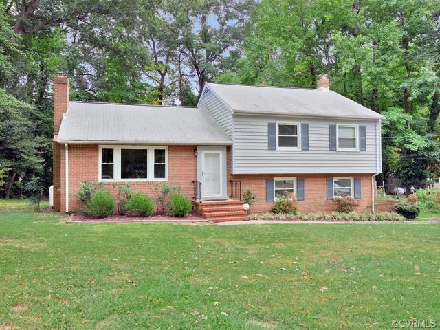 Tri-Level/Quad Level, Single Family - Richmond, VA (photo 1)