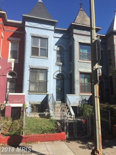 Victorian, Attach/Row Hse - WASHINGTON, DC (photo 1)