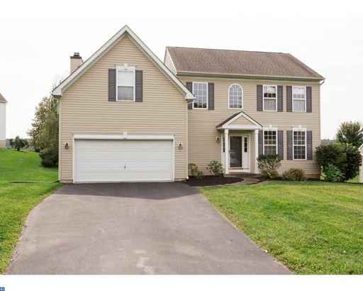 Colonial, Detached - DOWNINGTOWN, PA (photo 1)
