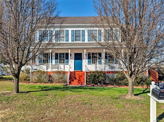 Two Story, Transitional, Single Family - North Chesterfield, VA