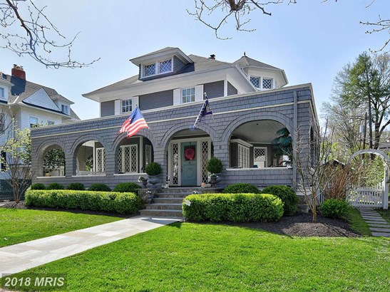 Traditional, Detached - CHEVY CHASE, MD (photo 1)