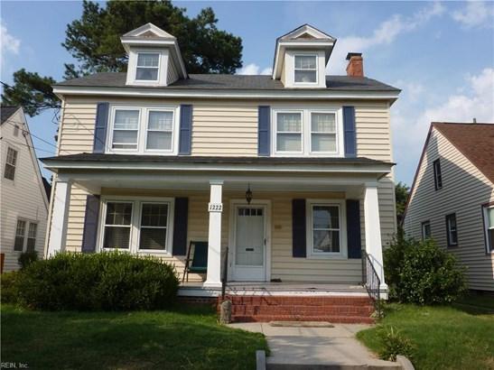 Colonial, Farmhouse, Single Family - Norfolk, VA (photo 1)