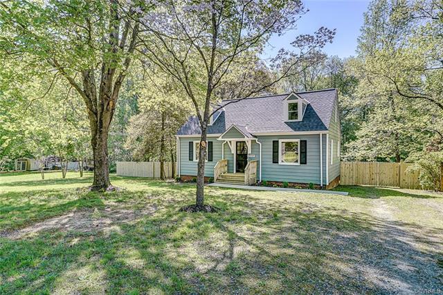 Cape, Single Family - North Chesterfield, VA (photo 1)