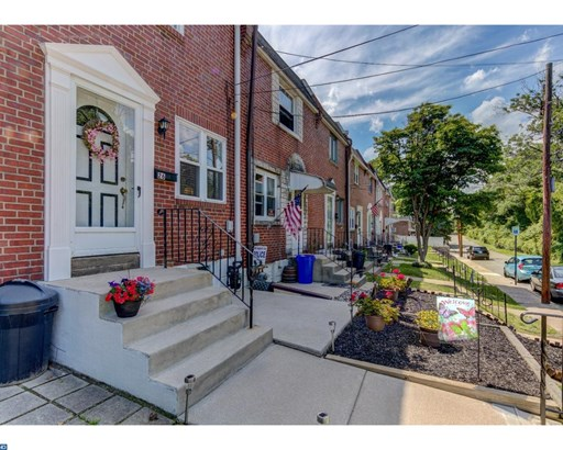Row/Townhouse, Colonial - CLIFTON HEIGHTS, PA (photo 2)