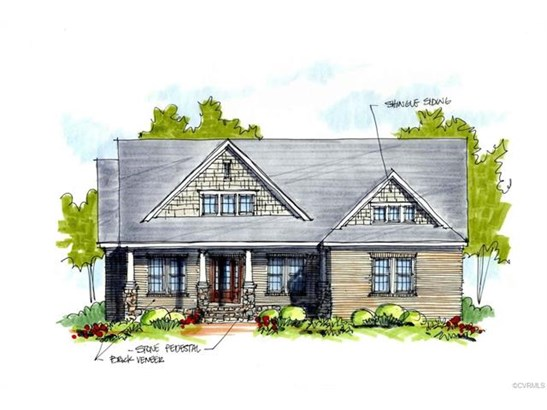 Custom, Single Family - Henrico, VA (photo 1)