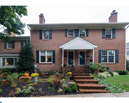 Row/Townhouse, Colonial,Traditional - WILMINGTON, DE (photo 1)