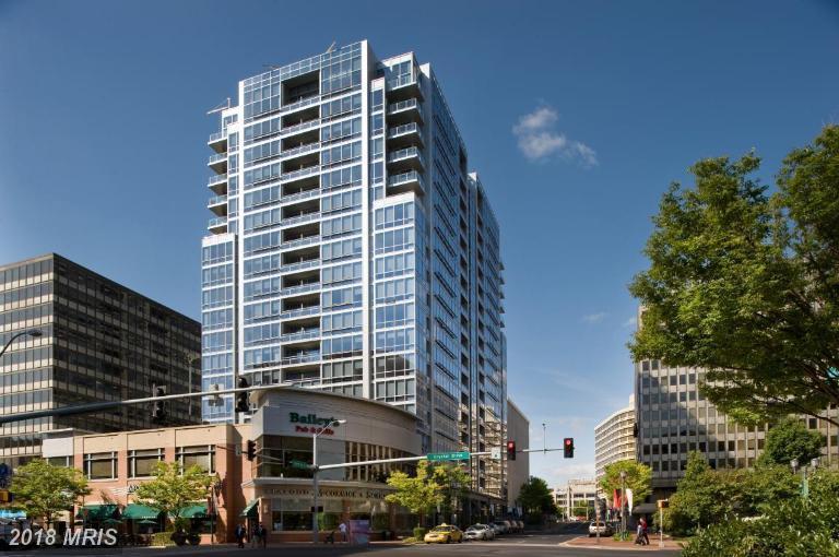 Hi-Rise 9+ Floors, Contemporary - ARLINGTON, VA (photo 1)
