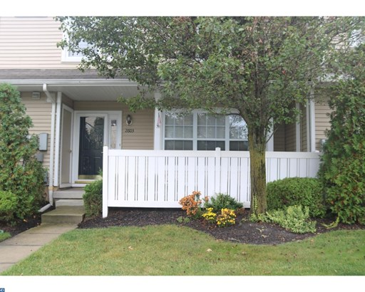 Colonial, Row/Townhouse/Cluster - EVESHAM TWP, NJ (photo 1)