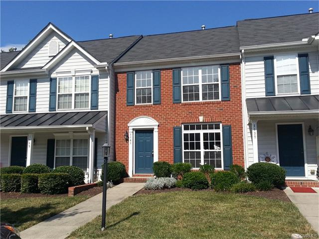 Condo/Townhouse, 2-Story, Rowhouse/Townhouse - Richmond, VA (photo 1)