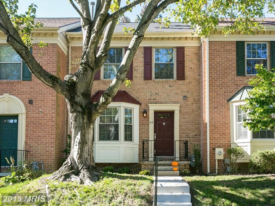 Townhouse, Colonial - SPARKS GLENCOE, MD (photo 1)