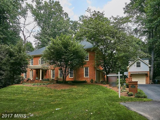 Colonial, Detached - VIENNA, VA (photo 1)