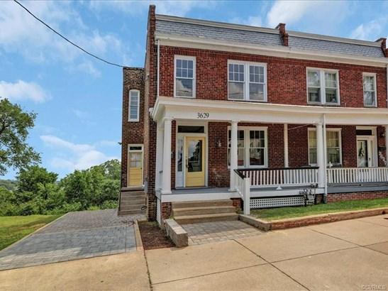 2-Story, Rowhouse/Townhouse, Victorian, Single Family - Richmond, VA