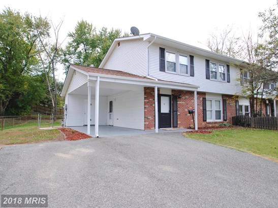 Colonial, Duplex - ODENTON, MD (photo 1)