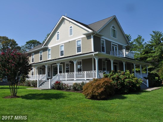 Colonial, Detached - PAEONIAN SPRINGS, VA (photo 1)