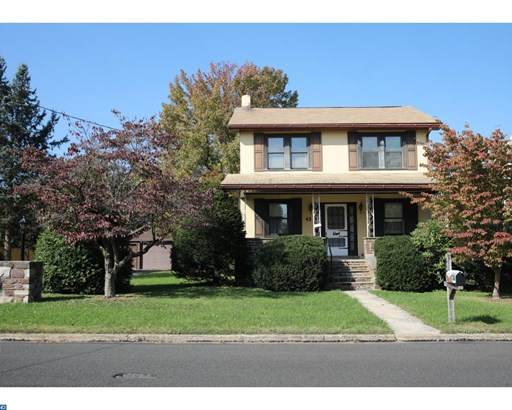 Colonial, Detached - WEST NORRITON, PA (photo 1)