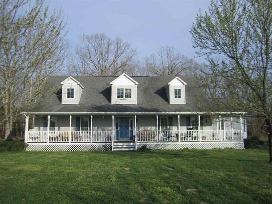 Cape Cod, Single Family - Woodbine, NJ (photo 1)