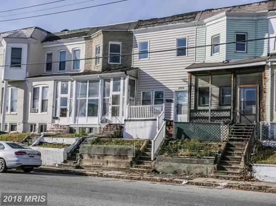 Traditional, Attach/Row Hse - BALTIMORE CITY, MD (photo 1)