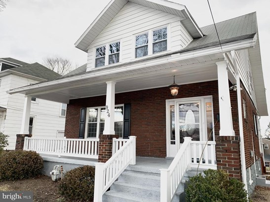 Detached, Single Family - HAGERSTOWN, MD
