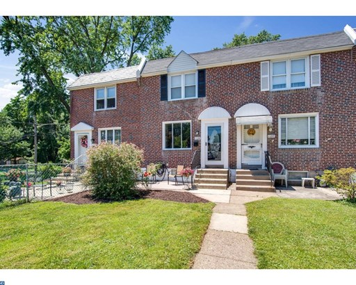 Row/Townhouse, Colonial - GLENOLDEN, PA (photo 2)
