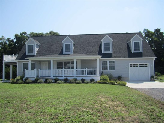 Cape Cod, Single Family - South Dennis, NJ (photo 1)