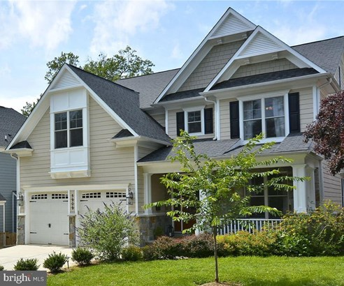 Detached, Single Family - BETHESDA, MD