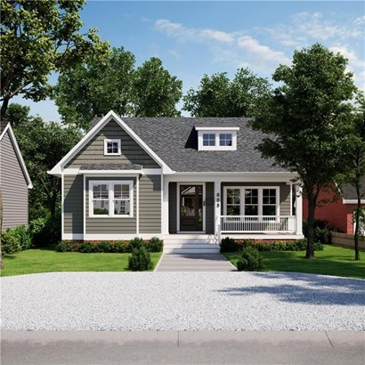 Bungalow, Cottage, Two Story, Single Family - Richmond, VA