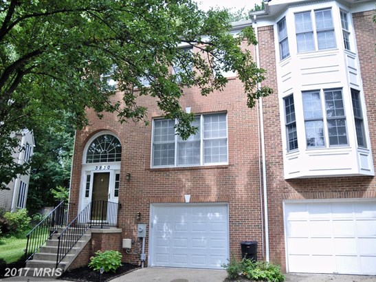 Townhouse, Traditional - BURTONSVILLE, MD (photo 1)