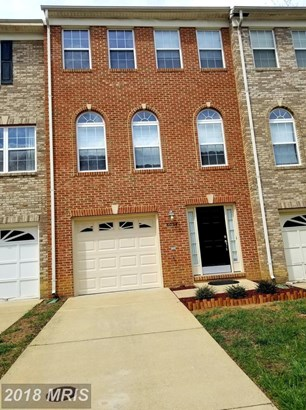 Townhouse, Contemporary - WHITE PLAINS, MD (photo 1)