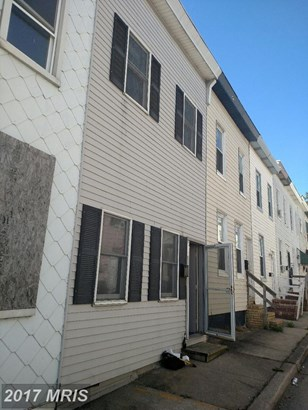 Townhouse, Federal - BALTIMORE CITY, MD (photo 1)